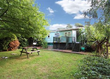 Thumbnail 2 bed property for sale in Bristol Hill Park, Bristol Hill Park, Shotley Gate, Suffolk