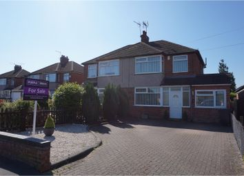 Thumbnail 3 bed semi-detached house for sale in Murcott Road East, Leamington Spa