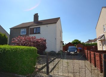 Thumbnail 2 bed semi-detached house for sale in 7, Onthank Drive, Kilmarnock, East Ayrshire