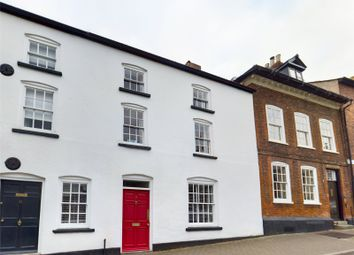 Thumbnail 4 bed town house for sale in Church Street, Ross-On-Wye, Herefordshire