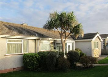 Thumbnail 4 bed bungalow for sale in Mevagissey, Cornwall