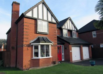 Thumbnail 5 bed detached house for sale in Brook Hollow, Bridgnorth