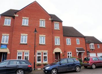 Thumbnail 3 bed terraced house for sale in Burge Crescent, Taunton