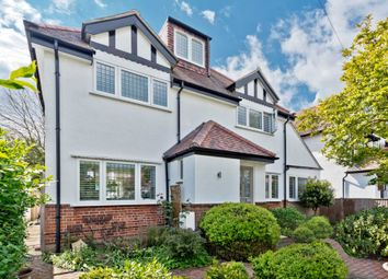 Thumbnail 4 bedroom detached house for sale in Riversdale Road, Thames Ditton
