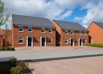 """Thumbnail 3 bed end terrace house for sale in """"Ashurst"""" at South Road, Durham"""