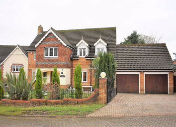 Thumbnail 5 bedroom detached house for sale in Heneage Drive, West Cross, Swansea
