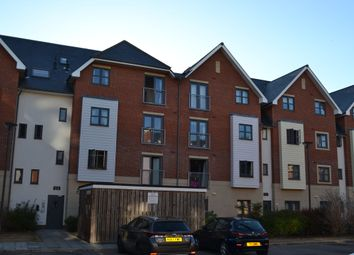 Thumbnail 2 bed flat for sale in Jacob House, Aylward Street, Portsmouth