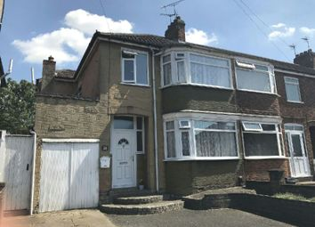 Thumbnail 3 bed semi-detached house for sale in Middlesex Road, Leicester