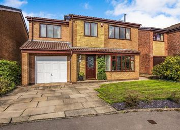 Thumbnail 4 bed detached house for sale in Middlefield, Leyland
