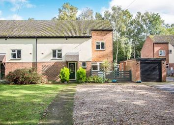 Thumbnail 3 bed semi-detached house for sale in Badersfield, Norwich, Norfolk