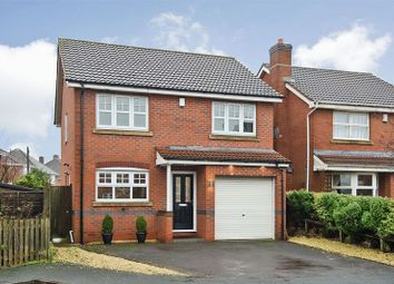 Thumbnail 4 bed detached house for sale in Whitebeam Close, Clayhanger, Walsall