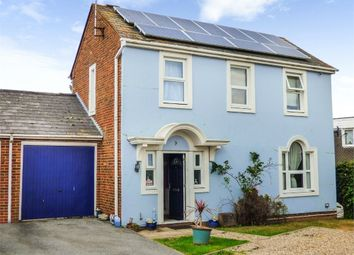 Thumbnail 3 bed link-detached house for sale in Wadham Place, Sittingbourne, Kent