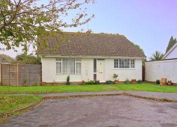 Thumbnail 3 bedroom detached bungalow for sale in Sudbury Close, Aldwick