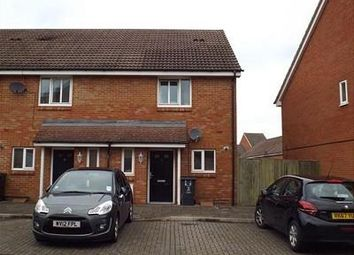 Thumbnail 2 bed end terrace house for sale in Rutland Road, Swindon