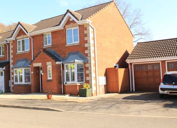 Thumbnail 4 bed detached house for sale in Coed Y Wenallt, Rhiwbina, Cardiff