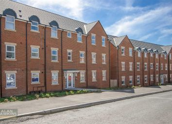 Thumbnail 2 bedroom flat for sale in Cloatley Crescent, Royal Wootton Bassett, Swindon