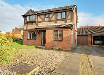 Thumbnail 4 bed detached house for sale in St. Davids Crescent, Bottesford, Scunthorpe