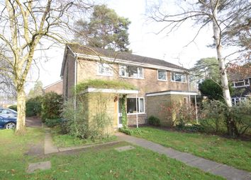 Thumbnail 3 bed semi-detached house to rent in Martindale Avenue, Camberley, Surrey