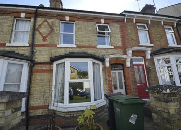 Thumbnail 3 bed terraced house to rent in Douglas Road, Maidstone