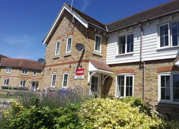 Thumbnail 2 bed terraced house to rent in Sorrel Close, Minster On Sea, Sheerness