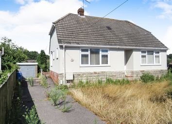 Thumbnail 2 bed detached bungalow for sale in Carters Avenue, Hamworthy, Poole