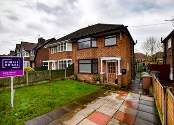 Thumbnail 3 bed semi-detached house for sale in Croft Avenue, Bromborough, Wirral