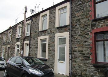 Thumbnail Terraced house to rent in Church Street, Mountain Ash