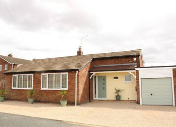 Thumbnail 2 bed detached bungalow for sale in Western Drive, Claybrooke Parva, Lutterworth