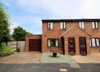 Thumbnail 3 bed semi-detached house for sale in Gillcrest, Fareham