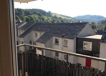 Thumbnail 2 bed flat to rent in Allars Crescent, Hawick