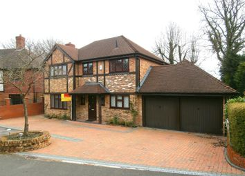Thumbnail 5 bed detached house to rent in Heywood Drive, Surrey
