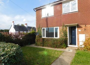 Thumbnail 3 bed semi-detached house to rent in St Peters Row, Fordcombe