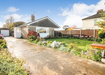 Thumbnail 2 bed detached bungalow for sale in Common Road, Hemsby, Great Yarmouth