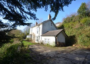 Thumbnail 5 bed detached house for sale in Cwmpadarn, Waunfawr, Aberystwyth