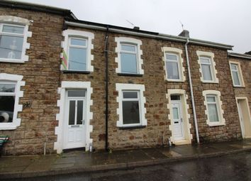 Thumbnail 2 bed terraced house to rent in Park View, Waunlwyd, Ebbw Vale