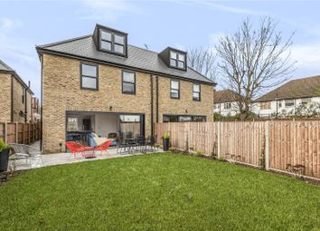 4 bed semi-detached house for sale in Victoria Road, New Barnet, Barnet EN4
