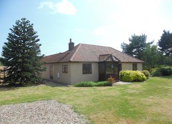 Thumbnail 4 bedroom detached bungalow to rent in Worlington Road, Mildenhall, Bury St. Edmunds
