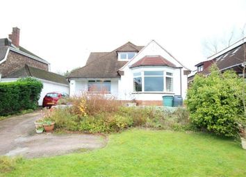 Thumbnail 4 bed detached bungalow for sale in Lodge Road, Caerleon, Newport