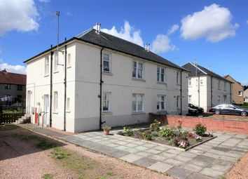 Thumbnail 2 bed flat for sale in Webster Avenue, Carronshore, Falkirk