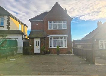 Thumbnail 4 bed detached house for sale in Hydes Road, West Bromwich
