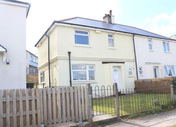 Thumbnail 3 bedroom semi-detached house for sale in Cookworthy Road, Plymouth