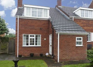 Thumbnail 2 bed mews house for sale in Wyncroft Court, Weaverham, Northwich, Cheshire