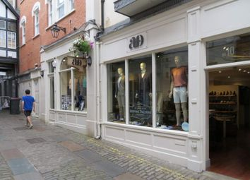 Thumbnail Retail premises to let in Angel Gate 9-10, Guildford, Surrey