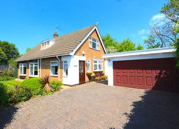 Thumbnail 3 bed detached house for sale in The Fairway, Kirby Muxloe, Leicester