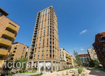 Thumbnail 2 bed flat for sale in Oslo Tower, Surrey Quays, London