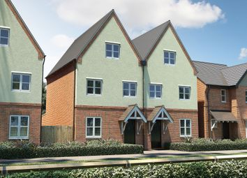 "Thumbnail 4 bedroom semi-detached house for sale in ""The Hanwell"" at Bretch Hill, Banbury"