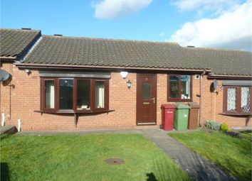 Thumbnail 1 bed terraced bungalow for sale in Mill Croft, Scunthorpe, Lincolnshire