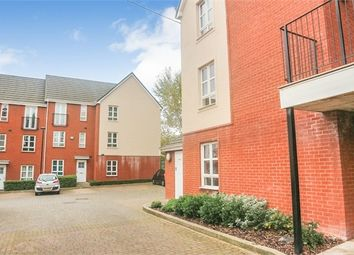 Thumbnail 1 bed flat for sale in Heathlands Grange, Burton-On-Trent, Staffordshire