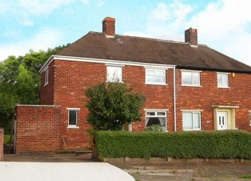 Thumbnail 2 bedroom semi-detached house for sale in Lister Crescent, Sheffield, South Yorkshire