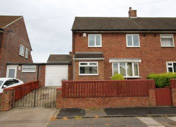 Thumbnail 3 bed semi-detached house for sale in Penwood Road, Sunderland